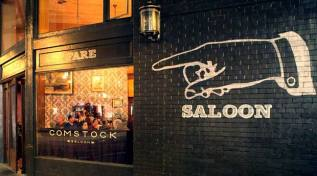 Photo: Comstock Saloon