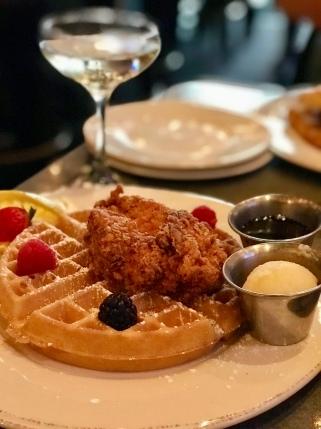 AMK Kitchen, Chicken n Waffles