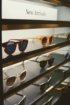 Warby Parker at Oxford Exchange